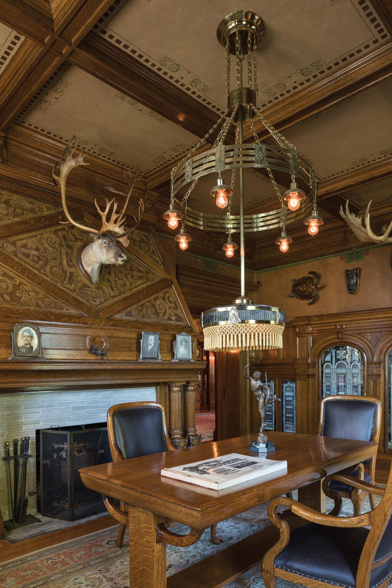 original chandelier