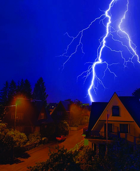 How To Prevent Lightning Damage