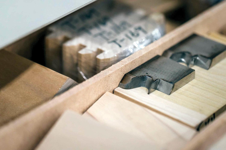 custom bespoke millwork material