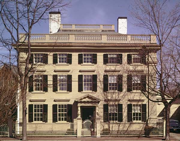 Visiting Historic Salem Massachusetts Old House