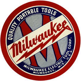 milwaukee electric tool co logo