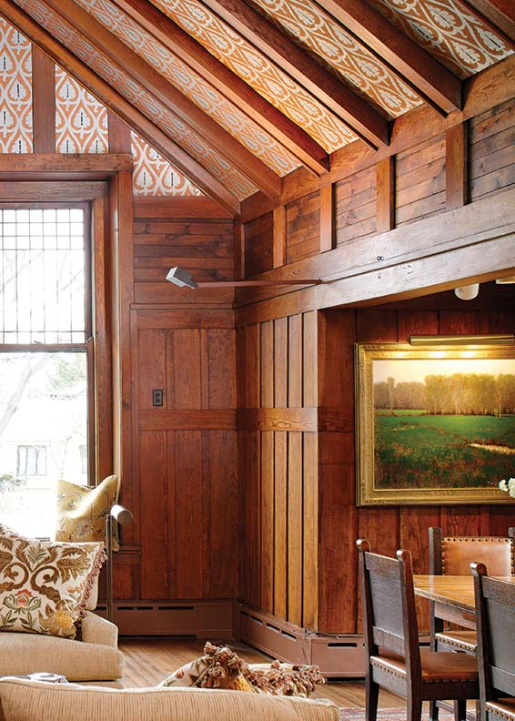 6 Ways To Integrate Modern Lighting Into Old Houses Old House Journal Magazine