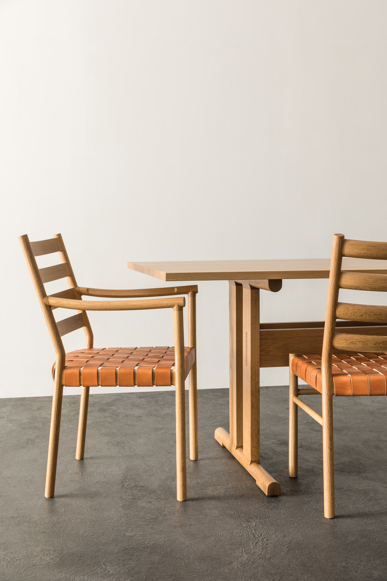 Thos. Moser's Hancock Table