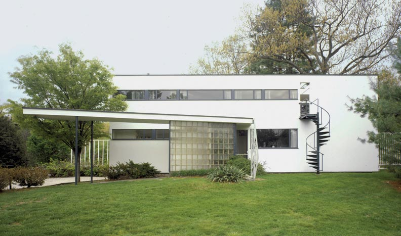 Built in 1937, Gropius House soon became an international icon.