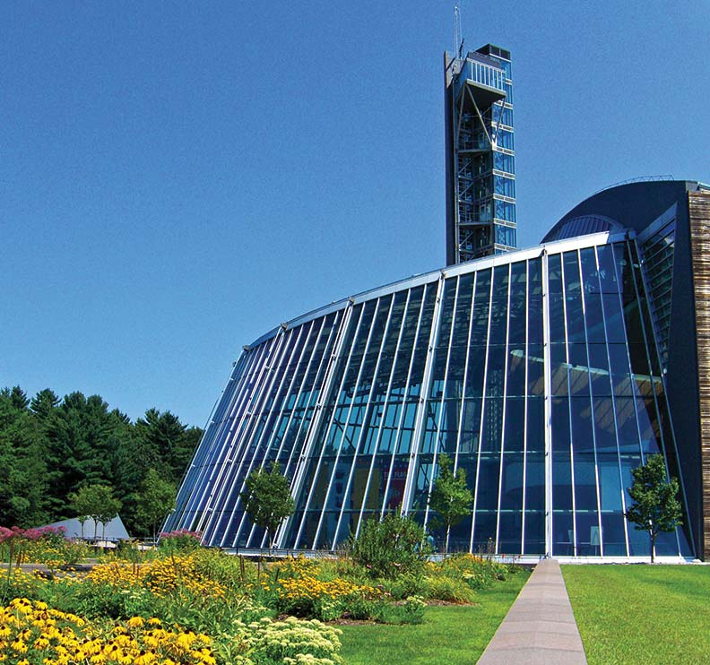 The Mashantucket Pequot Museum is an extraordinary experience.