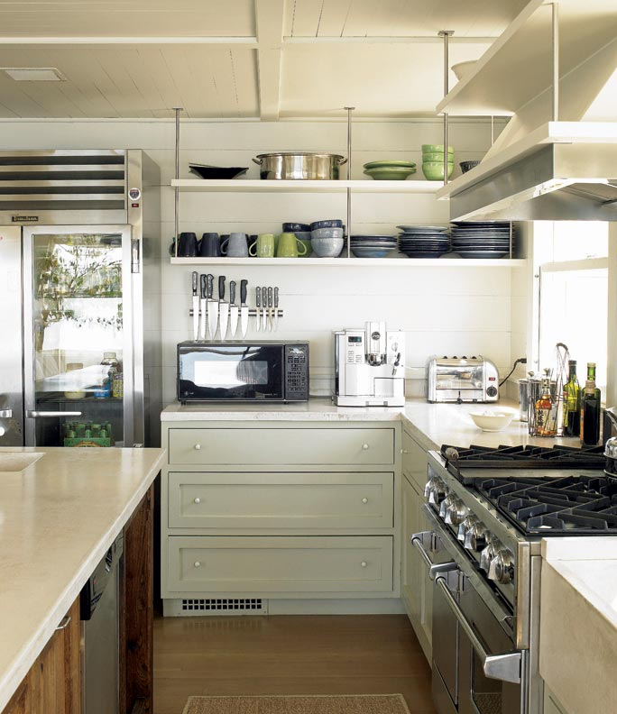 6 Ways to Make a New Kitchen Look Old - Old House Journal ...