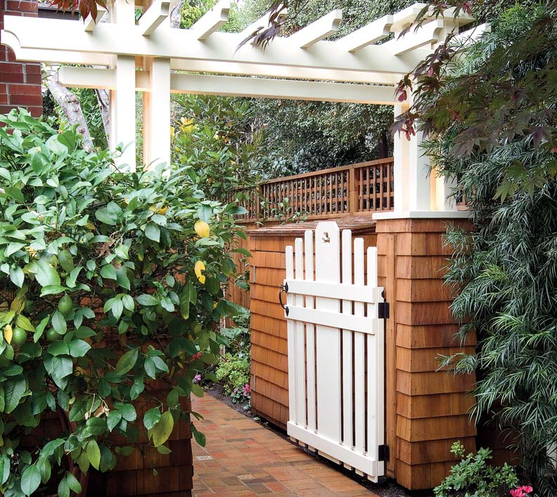 Recommended Ways to Build a Strong Fence and Gate