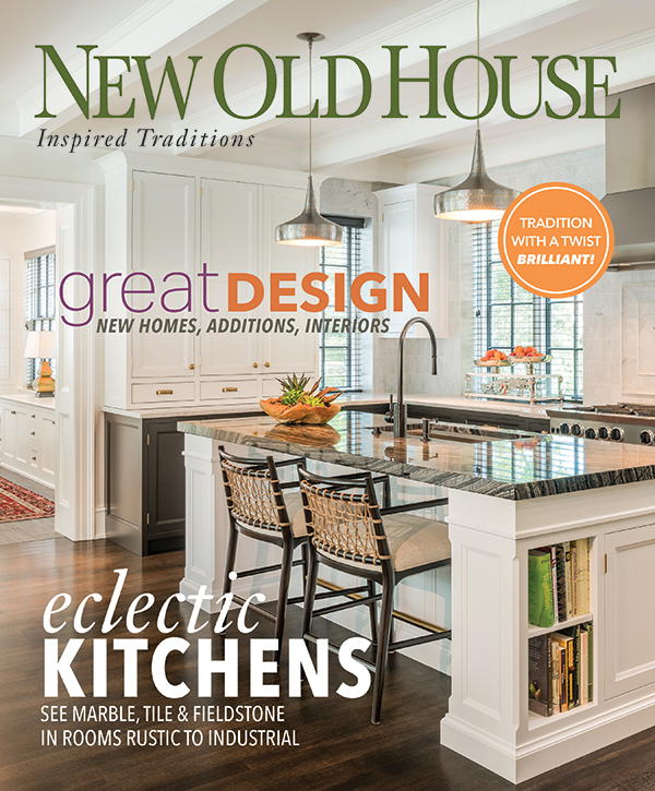 New Old House Magazine Winter 2020