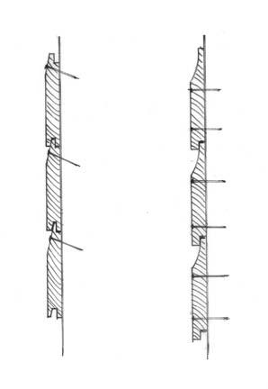 Novelty siding illustration