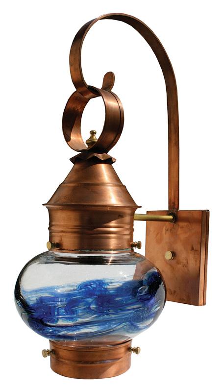 Ocean Ball onion lantern.