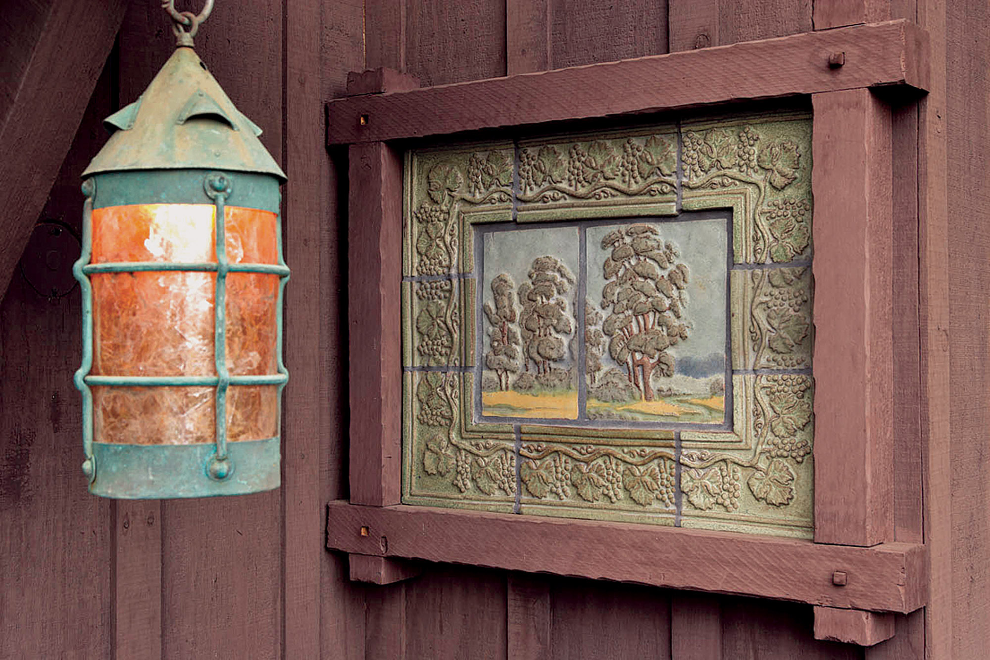 Art Tile Murals & Panels