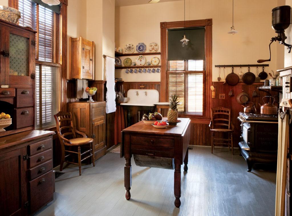 An Authentic Victorian Kitchen Design Old House Journal Magazine