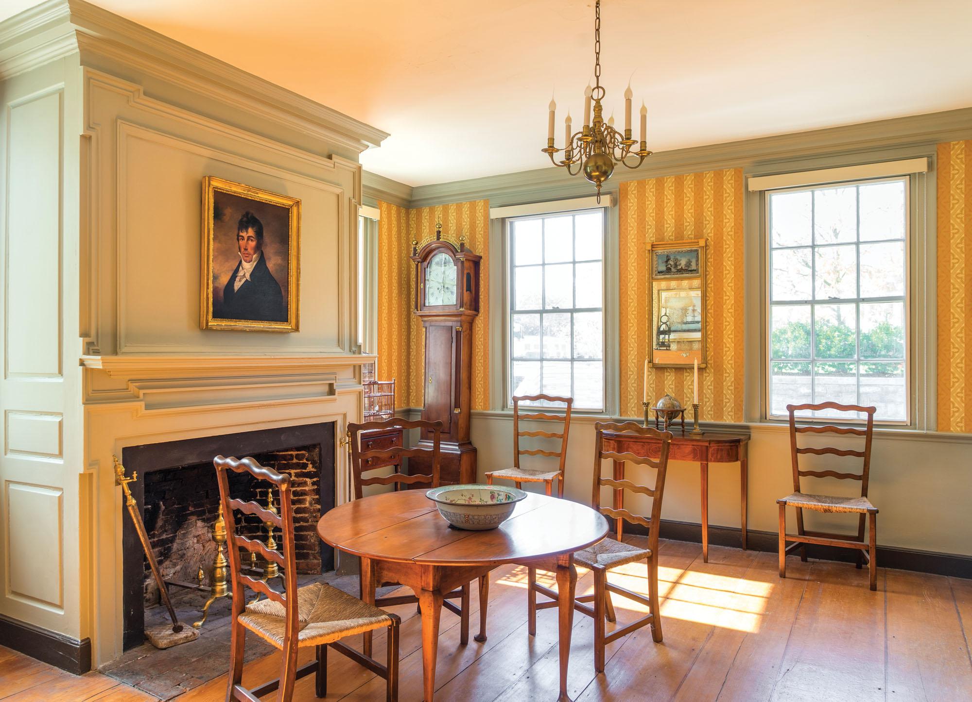 1804 Federal Elias Davis House