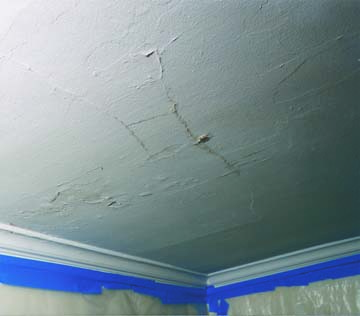 Step By Step: How to Fix Plaster Ceilings