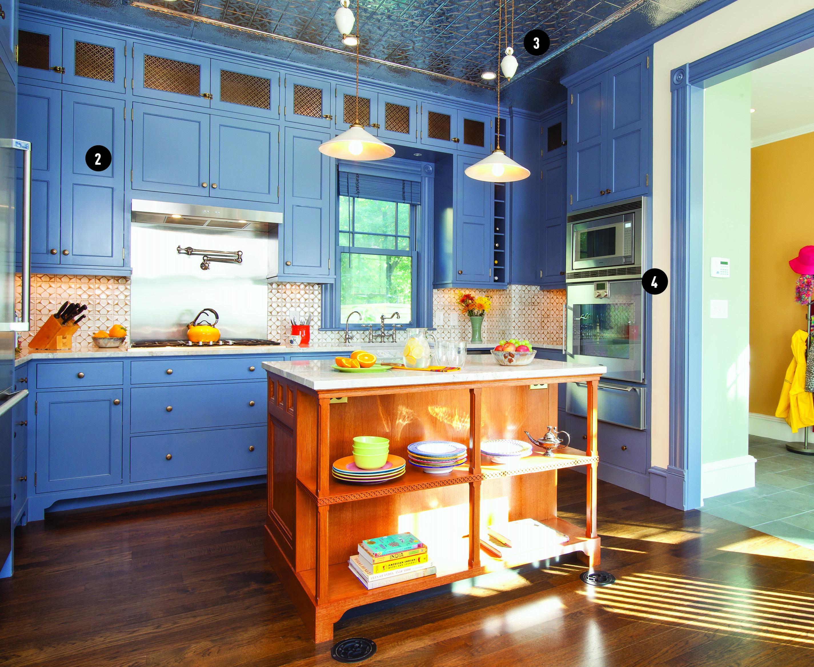 period style kitchen