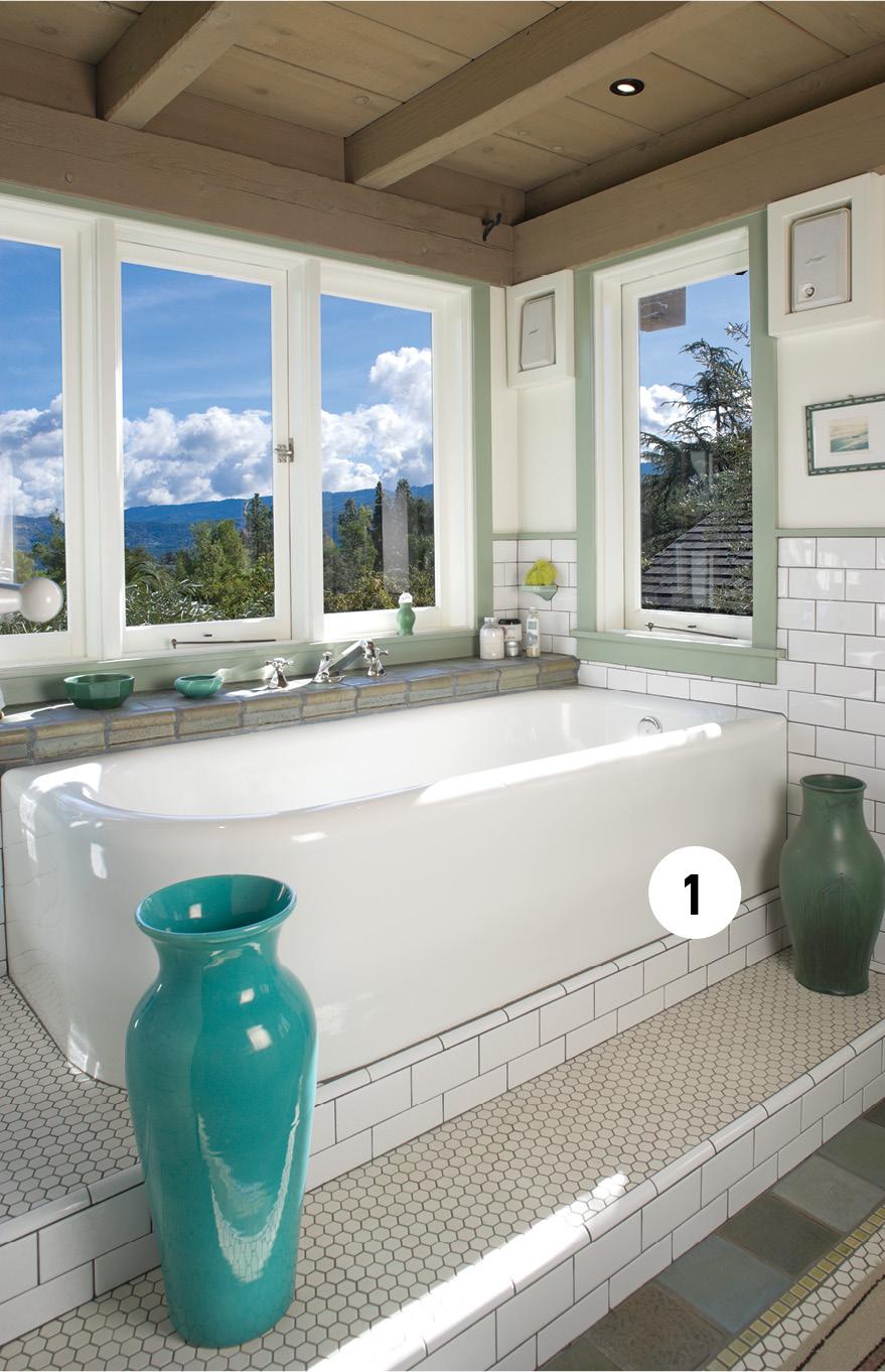 old house bathtub