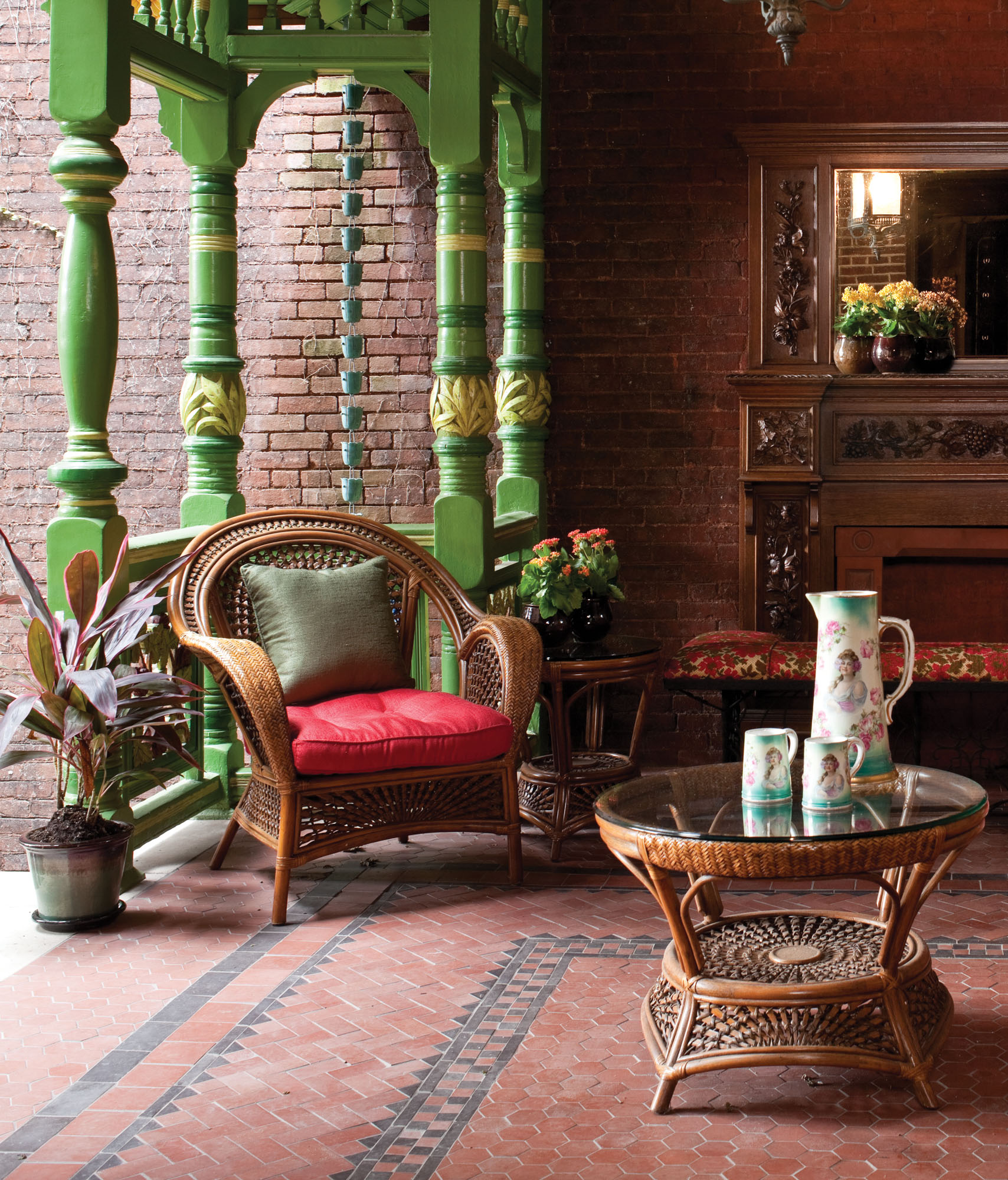 Finding Sophisticated Architectural Salvage Old House Journal