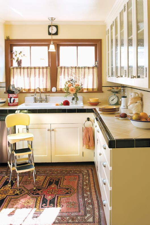 The Best Countertop Choices For Old-House Kitchens