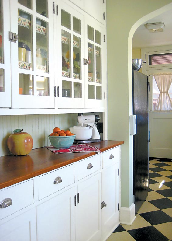 the best countertop choices for old-house kitchens - old house