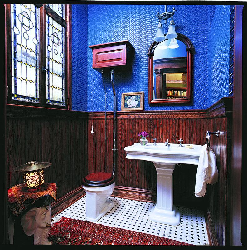 Jewel Box Bath Old House Journal Magazine