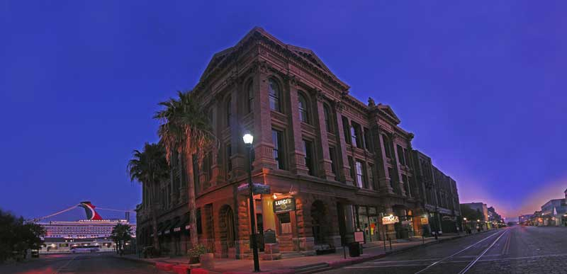 The Strand, a National Historic District