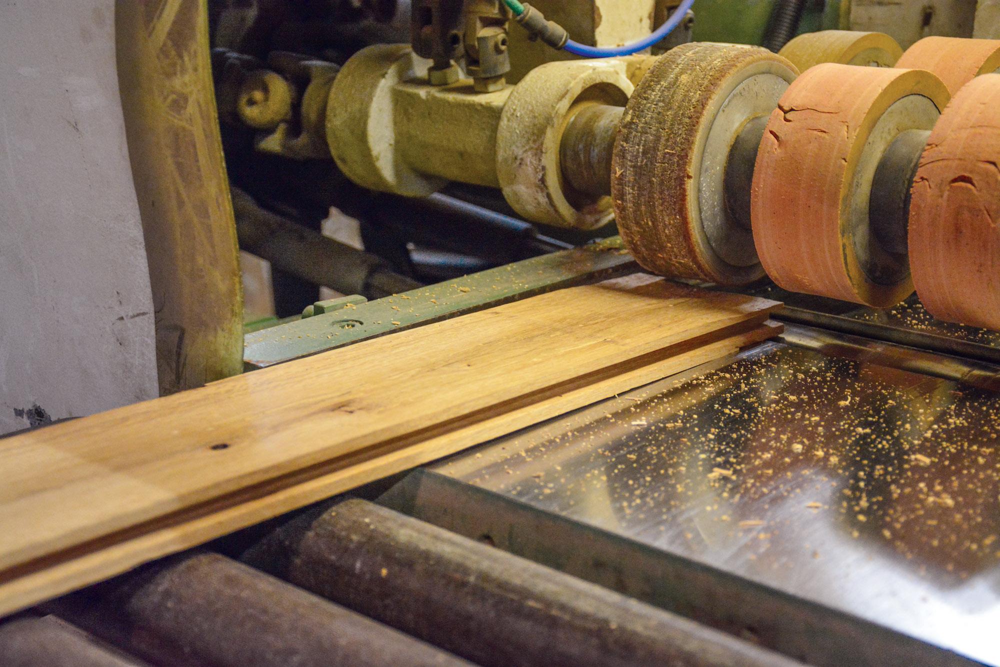 wood moulder
