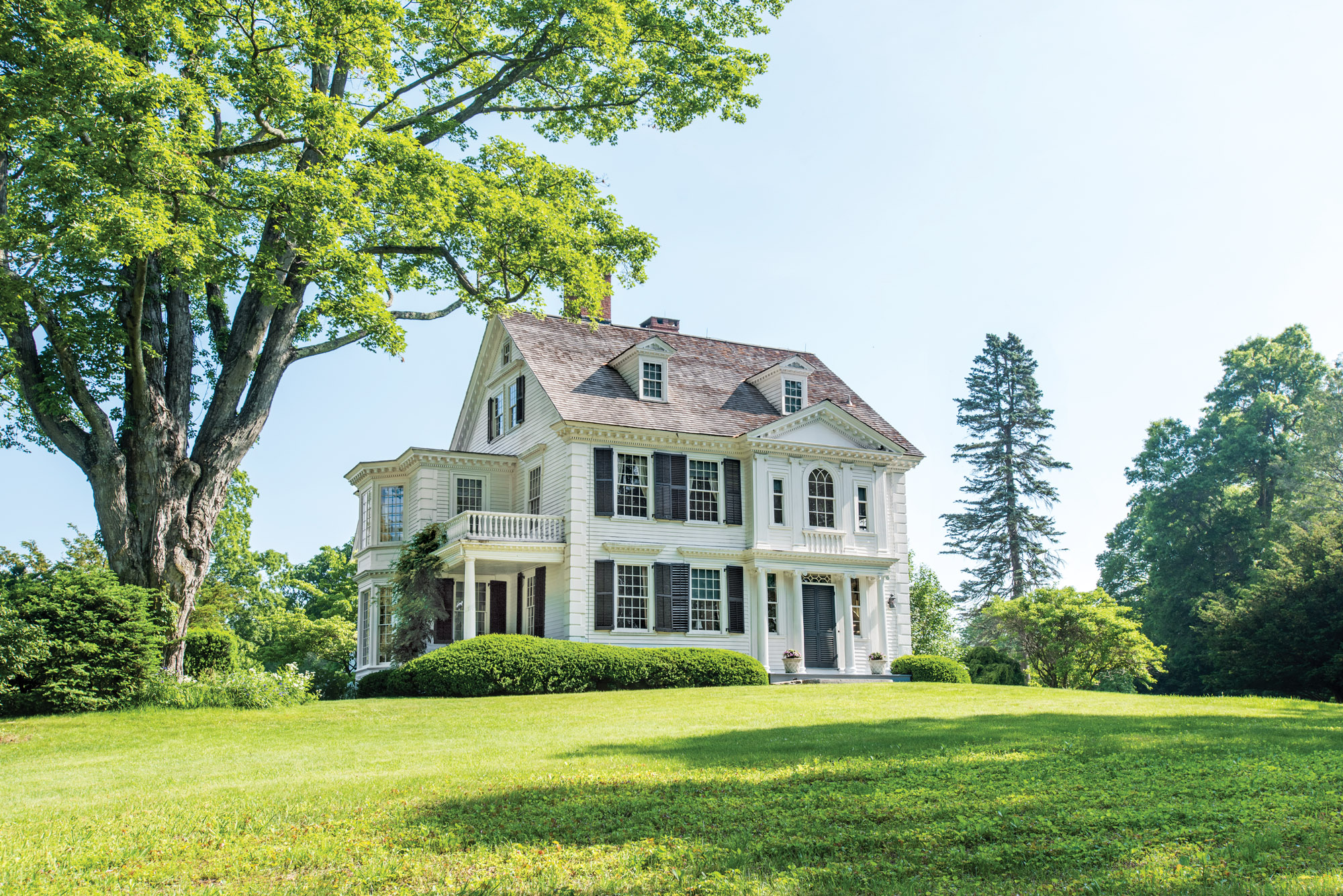 The Restoration of The Bellamy-Ferriday House