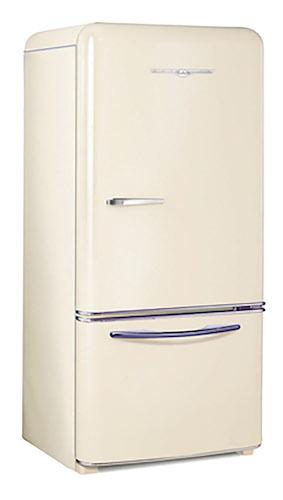 Elmira's Northstar series Model 1950 fridge