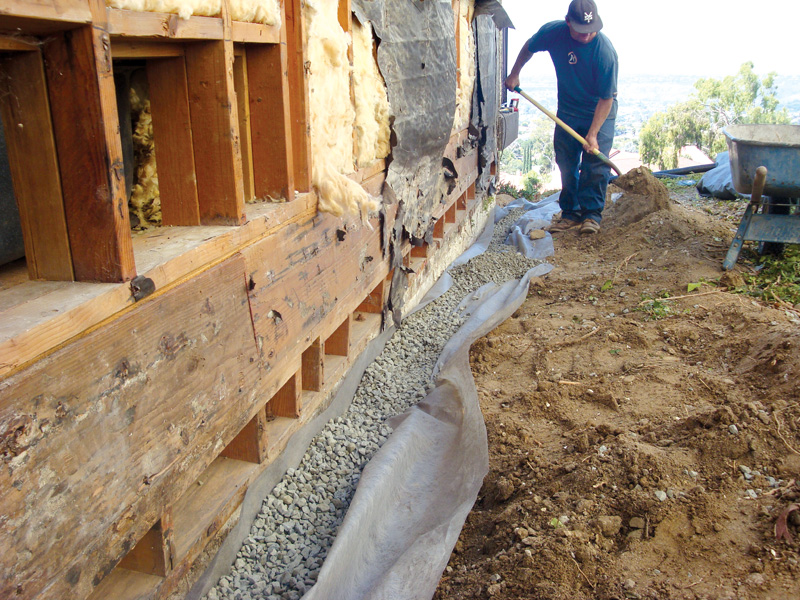 Waterproofing a Basement or Cellar - Old House Journal Magazine