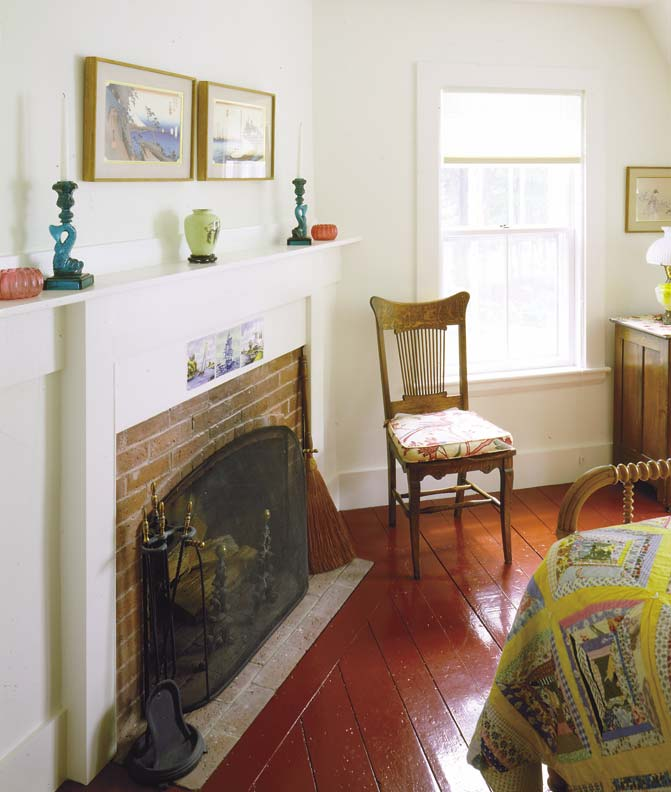 How To Restore Painted Wood Floors Old House Journal Magazine