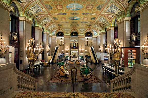Palmer House Restaurant Chicago Il