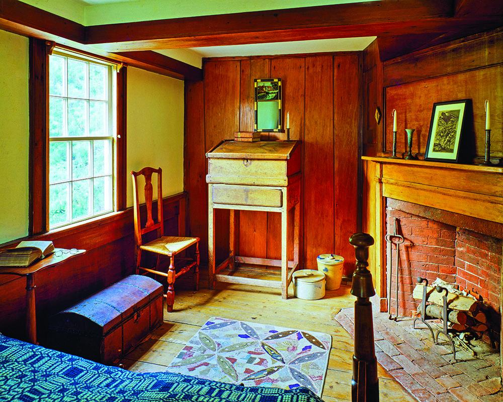 Parson Jonathon Fisher House