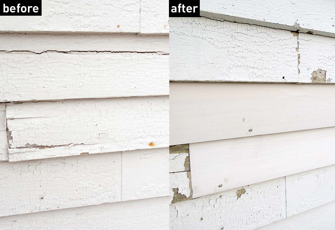 How To Replace Damaged Clapboards Restoration Amp Design