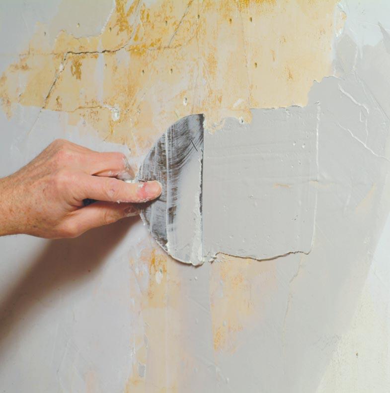 plaster, skim coat