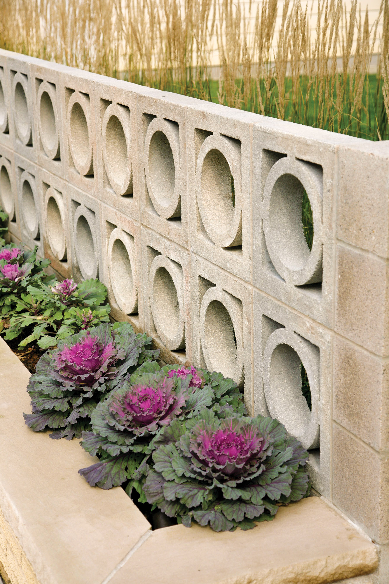 architectural concrete blocks