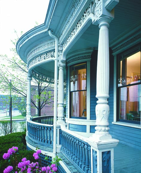 Porch Details For Every Era Old House Journal Magazine