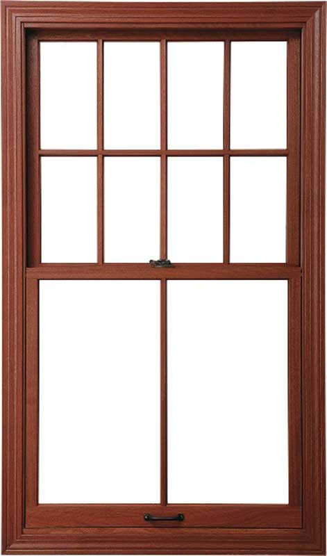 Pella manufactures historical casement and divided-light sash windows.