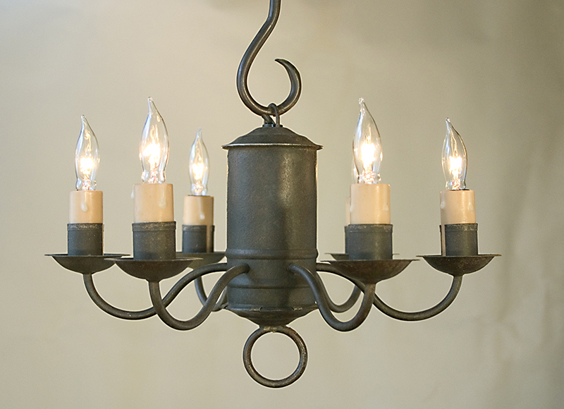 Period lighting fixtures old house journal magazine