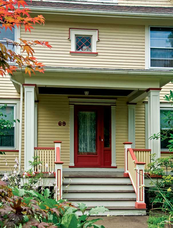 The new porch is not only picture-perfect, it's built to last, thanks to thoughtful structural details.