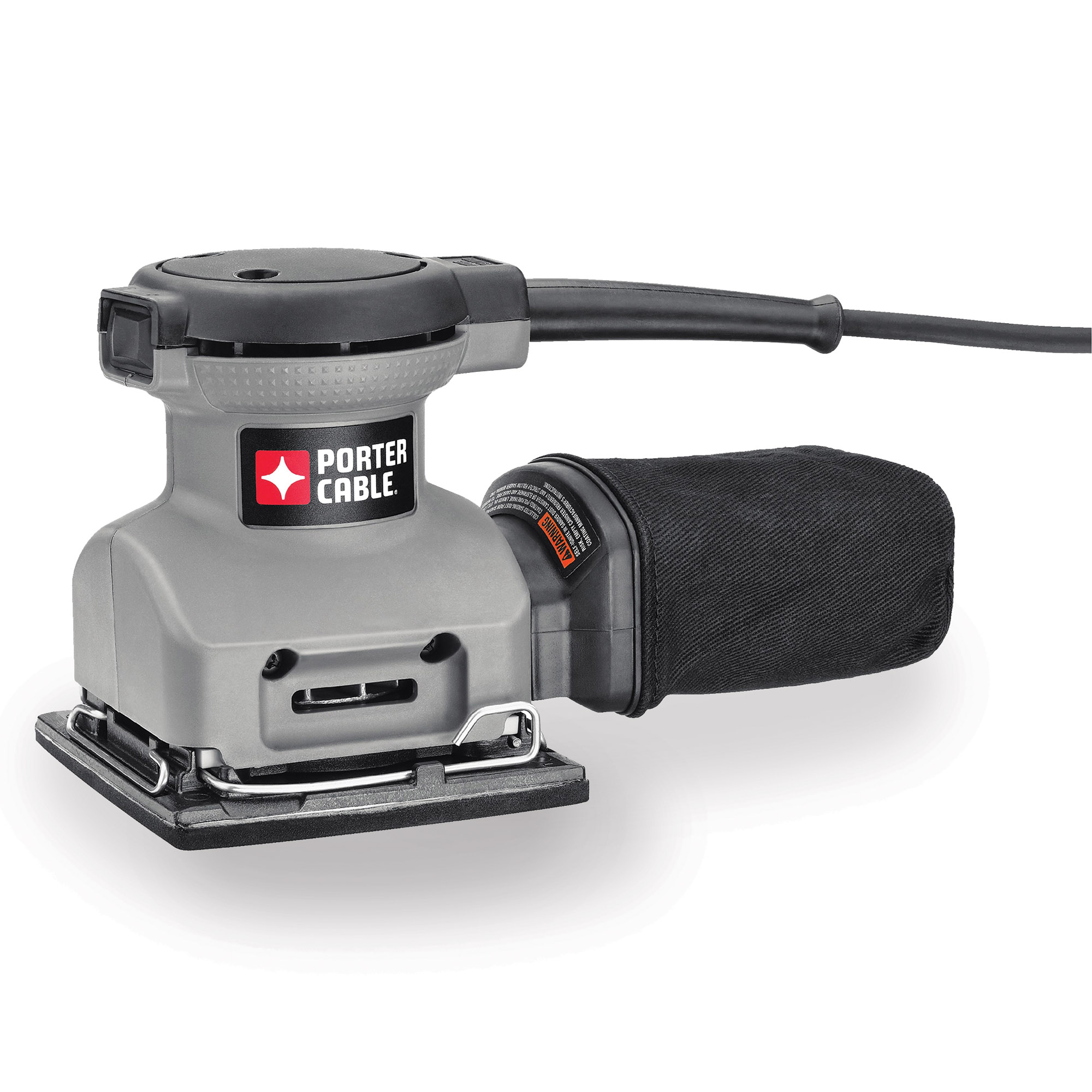 Sand butcherblock counters, freshen up unpainted trim moulding, and even plane shavings off a sticky door with this random orbital palm sander. The single-speed sander takes quarter sheets of sandpaper, so no need to buy proprietary sheets. Porter-Cable, (888) 848-5175,portercable.com