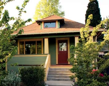 This Portland bungalow just got a fresh coat. When selecting paint, consider its longevity, not just the colors (or price per gallon).
