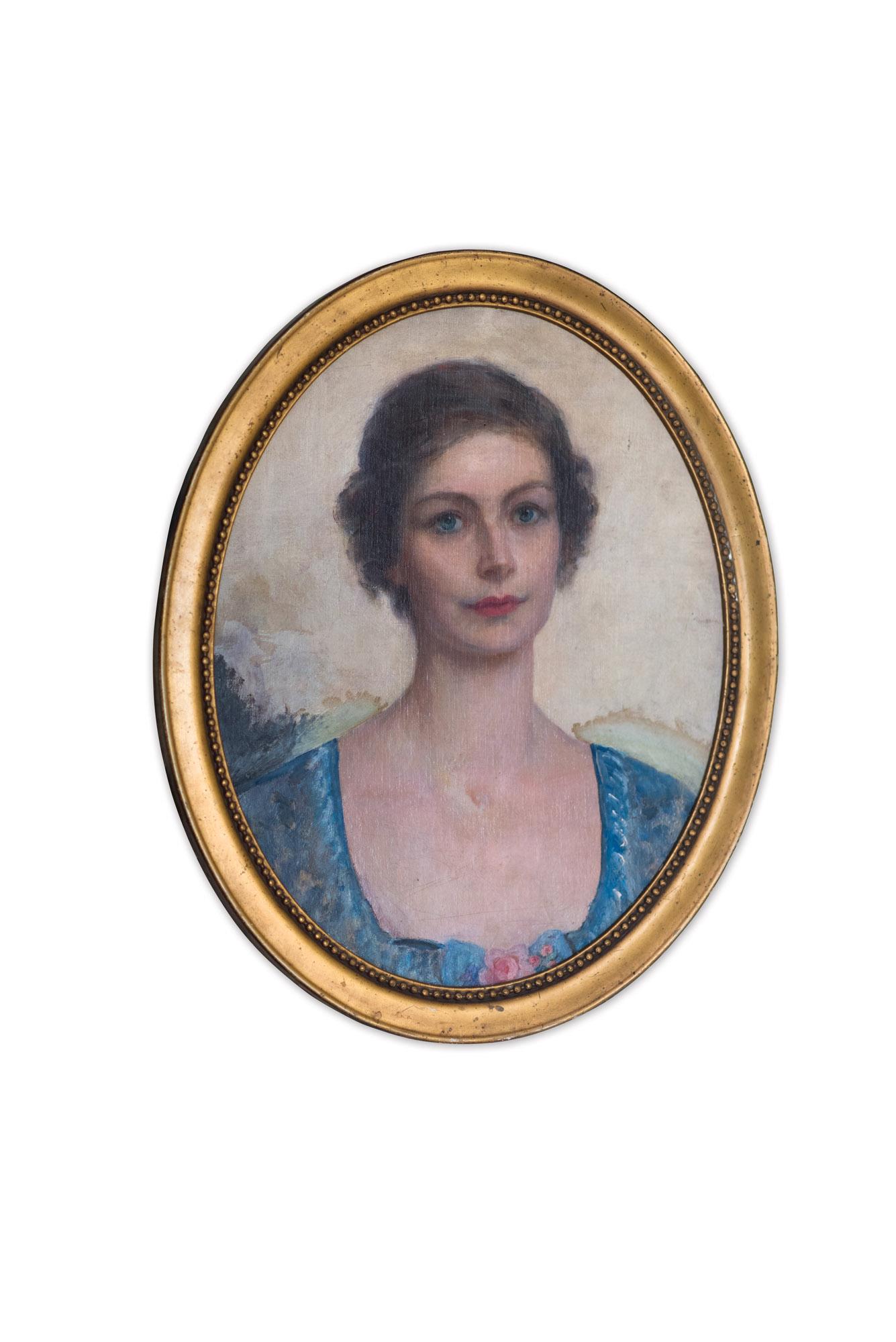 Caroline Ferriday portrait