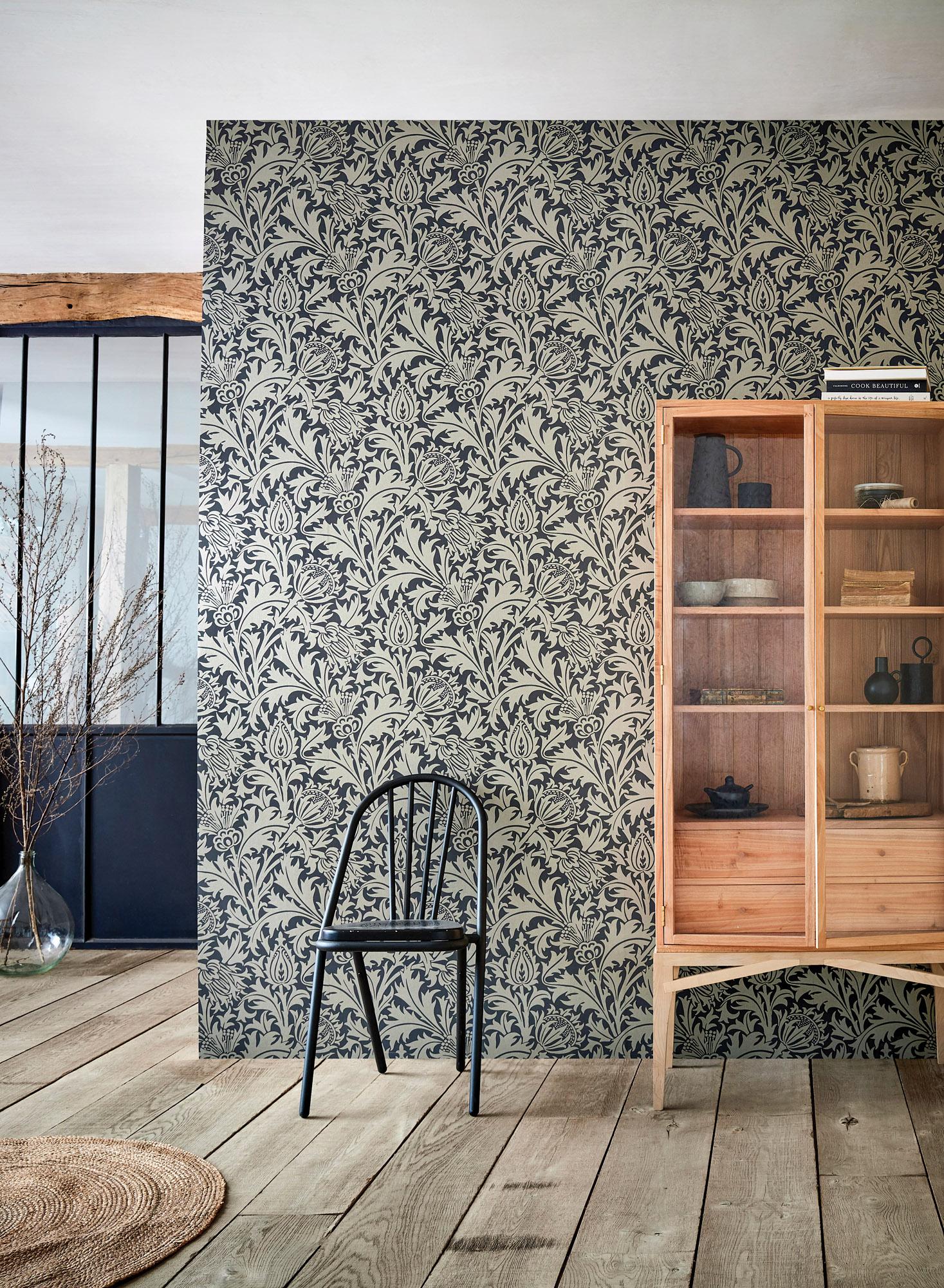 Pure Morris wallpaper