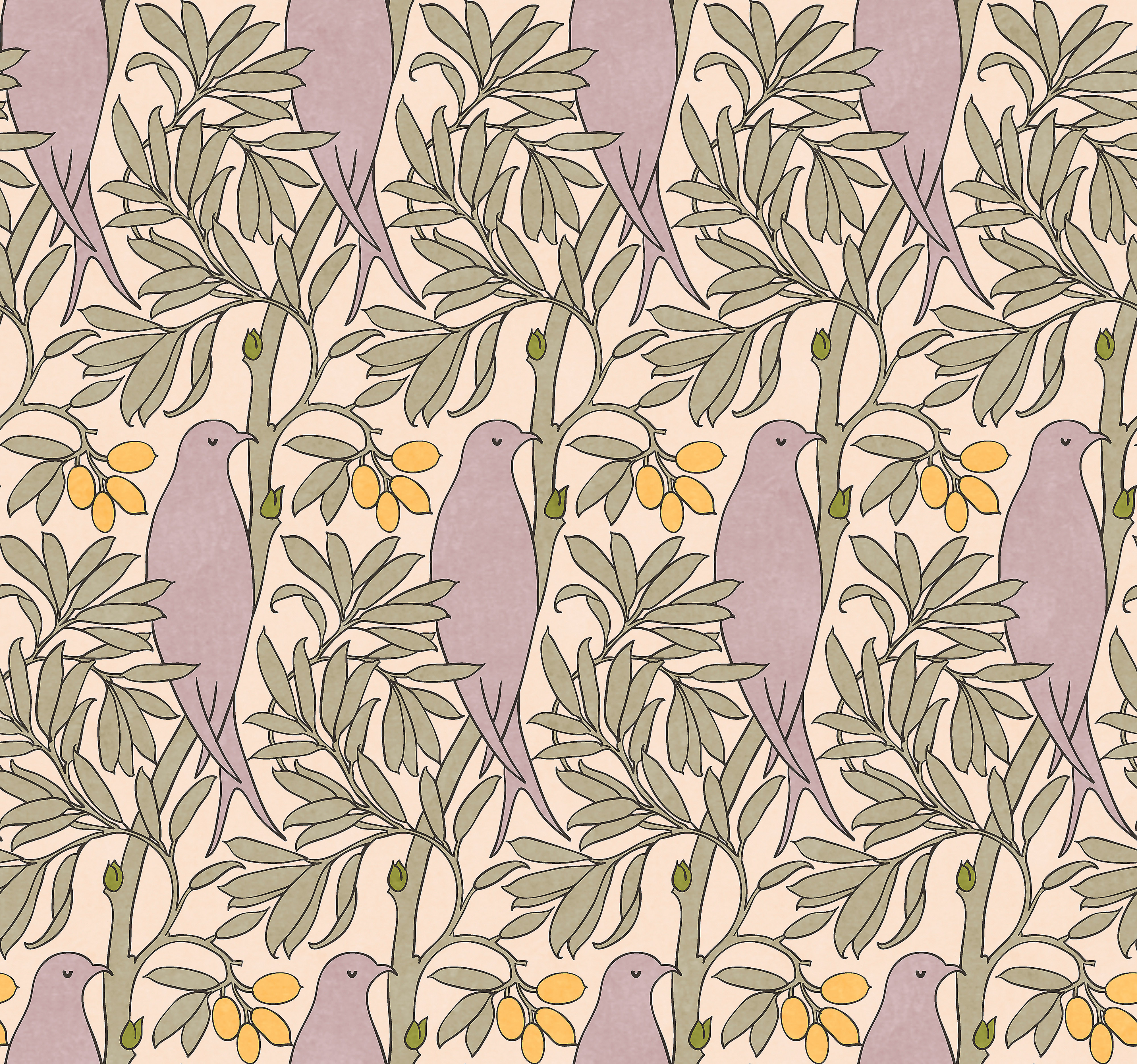 Reproduced C.F.A. Voysey design