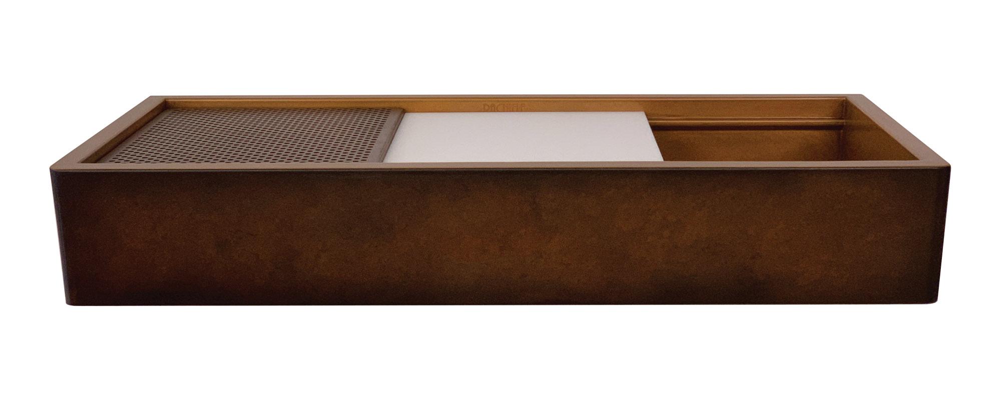 ADA-compliant sink from Rachiele