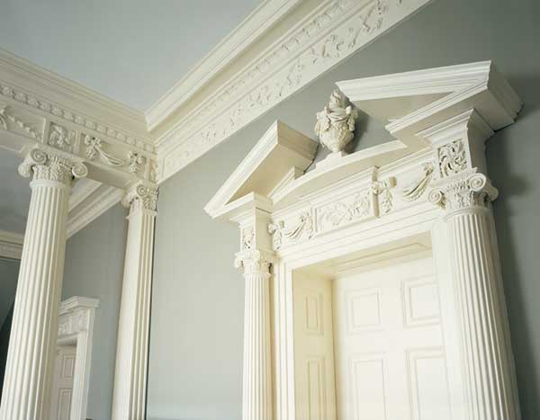 Real plaster is still a good option. Photo: Paul Rocheleau