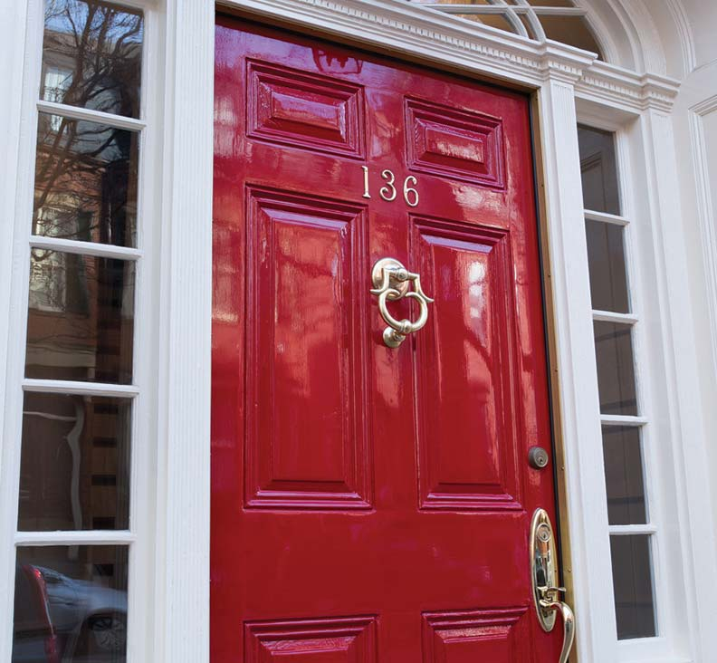 3 Ways To Refinish An Entry Door Old