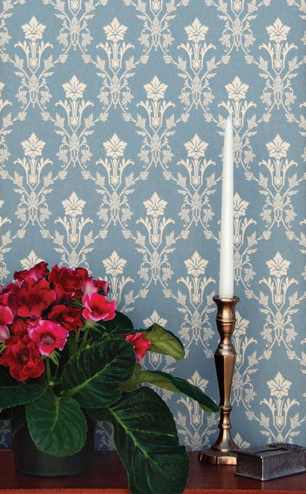 The Virginia Creeper pattern from Charles Rupert Designs (formerly Historic Style)