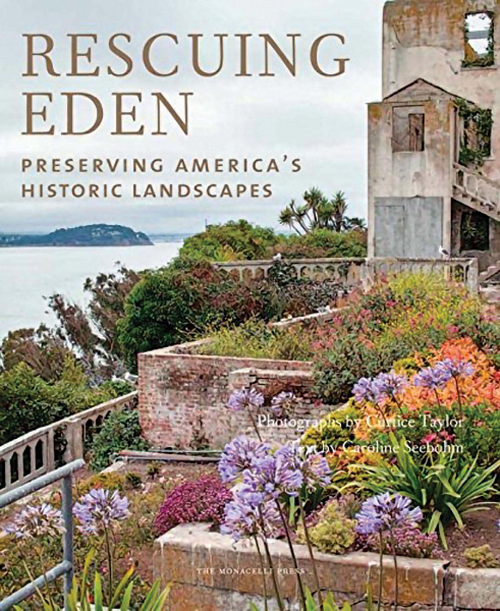 Rescuing Eden, gardening book