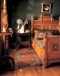 Modern Gothic Houses Eastlake Interiors Old House Journal Magazine